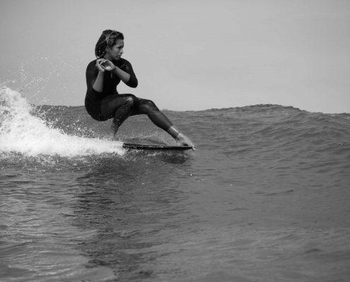 Surfanje in joga Imsouane