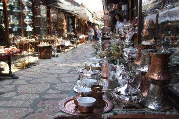 Baščaršija-Sarajevo