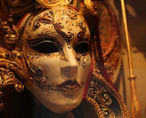 Pustni karneval v Benetkah