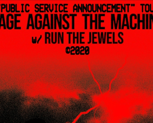 Koncert Rage Against The Machine