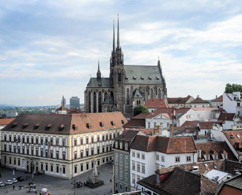 skupine Brno, Moravska