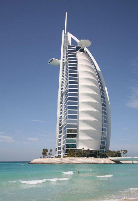 Arabski emirati - Dubaj.
