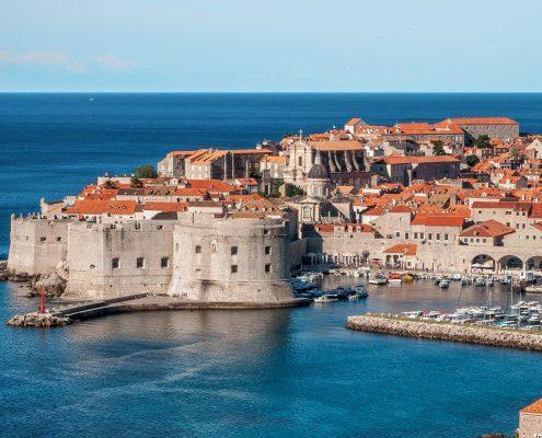 Hrvaška - Dubrovnik.