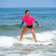 Surf camp. Moleits.