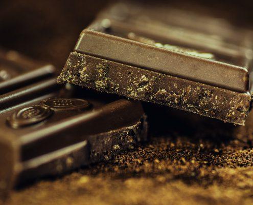 skupine gradec in čokoladnica