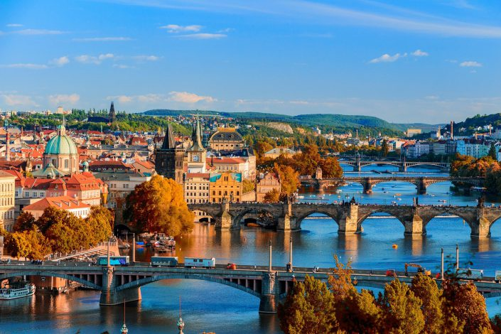 skupine Praga, Skupine Češka