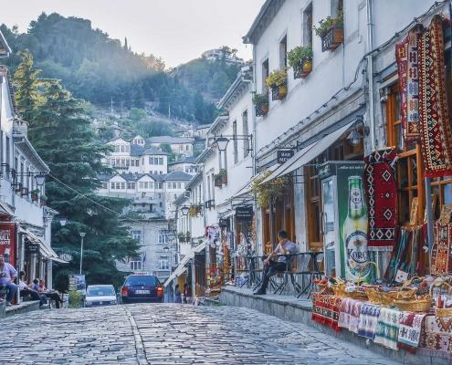 SILVESTROVANJE V ALBANIJI