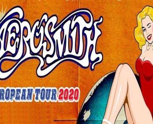Koncert Aerosmith.