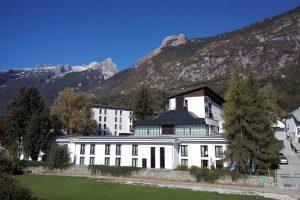 Hotel Alp in rafting